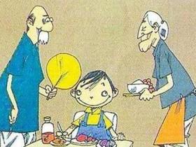 个人经历谈一谈老人带孩子,以及孩子成了什么糟糕的样子