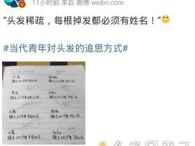中国有2亿人受脱发困扰!当代青年脱发的9个原因,扎心了