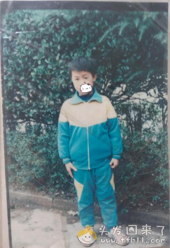 偶然获取了我小时候的照片,看看逝去的旧时光图片 No.1