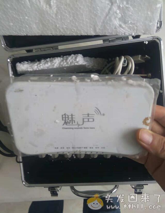 买了一套魅声t8-2二手独立声卡,来给视频配音图片 No.2