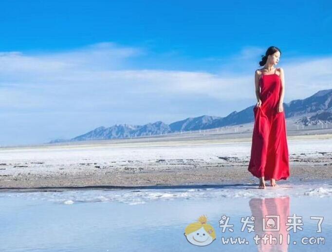 买18件衣服旅游西藏后,又全部退回!黄谭雅的这波操作真是秀到了图片 No.3